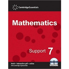 Support 7 Pupil Book Cambridge Essentials Mathematics?(with CD)