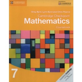 Stage 7 Cambridge Checkpoint Mathematics Coursebook
