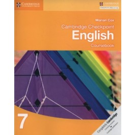 Stage 7 Cambridge Checkpoint English Coursebook