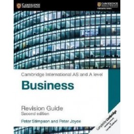 AS&AL Camb Int Business Revision Guide
