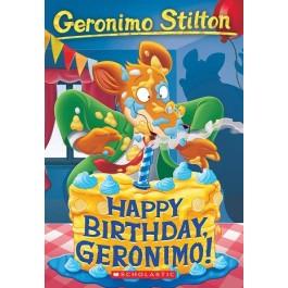 GS 74: HAPPY BIRTHDAY, GERONIMO