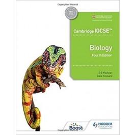 Cambridge IGCSE (TM) Biology 4th edition