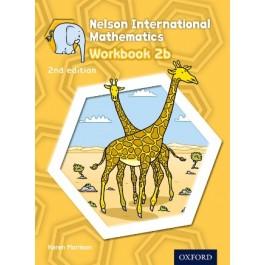 Workbook 2B Nelson International Mathematics
