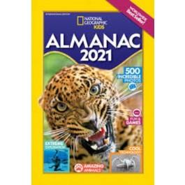NATGEO KIDS ALMANAC 2021 INTL ED