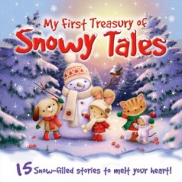 C-MY FIRST TREASURY OF SNOWY  STORIES