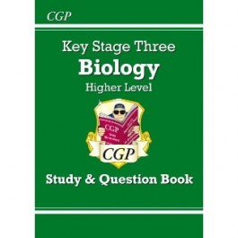 KS3 Study & Question Book - Biology Higher
