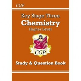 KS3 Chemistry Study & Question Book -Chemistry  Higher