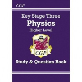 KS3  Higher Level Study & Question Book - Physics