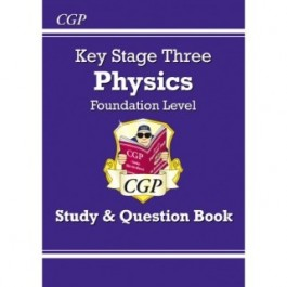 KS3 Foundation Level Study & Question Book -  Physics