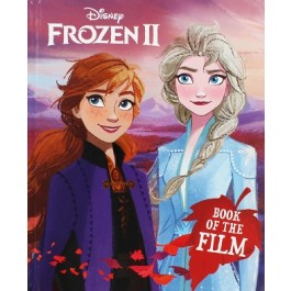 DISNEY FROZEN 2 THE BOOK OF THE FILM (HB