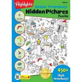 HIDDEN PICTURES PUZZLES BOOK 20 (BI-BM)