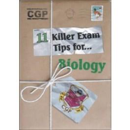 Biology Killer Exam Tips