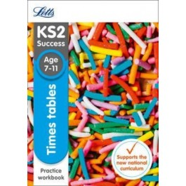 KS2 TIMES TABLES(AGES 7-11)PRAC WKBK '17