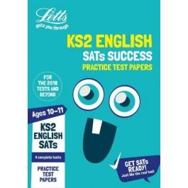 LETTS KS2 ENG SATS SUCC PRAC TEST PPS'18