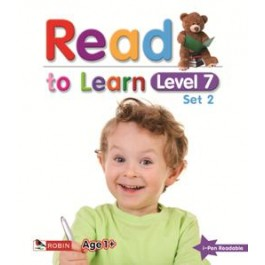 ROBIN READ TO LEARN LEVEL 7 SET 2