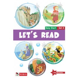 LET'S READ SET 2 (BK6-10) 2ND ED