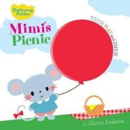 BUTTERCUP BABIES MIMI'S PICNIC