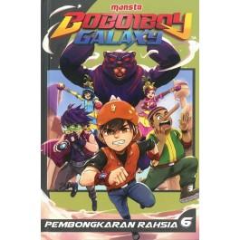 BOBOIBOY GALAXY - PEMBONGKARAN RAHSIA