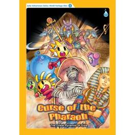 SOLAR ADVENTURERS 02: CURSE OF THE PHARAOH