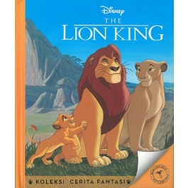 KOLEKSI CERITA FANTASI THE LION KING