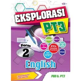 TINGKATAN 2 EKSPLORASI PT3 ENGLISH