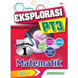 TINGKATAN 1 EKSPLORASI PT3 MATEMATIK