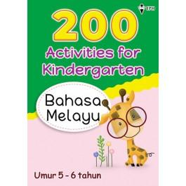 200 Activities Kindergarten Bahasa Melayu