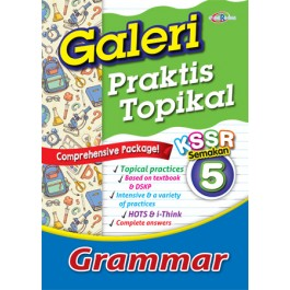 Tahun 5 Galeri Praktis Topikal Grammar