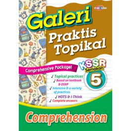 Tahun 5 Galeri Praktis Topikal Comprehension
