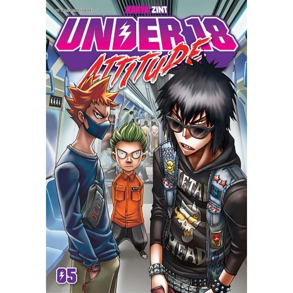 Under 18: Attitude 05