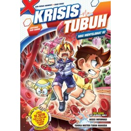 SIRI X-VENTURE DUNIA HAIWAN: EDISI KHAS 02: KRISIS TUBUH