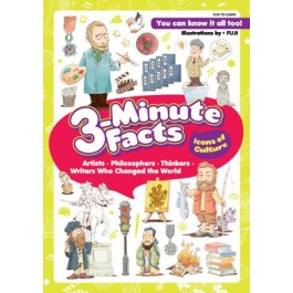 3-Minute Facts: Icons Of Culture