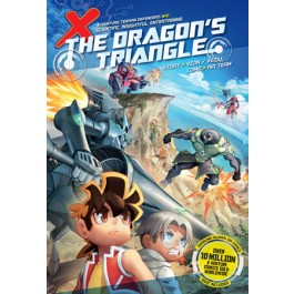 X-Venture Terran Defenders 10: The Dragon's Triangle