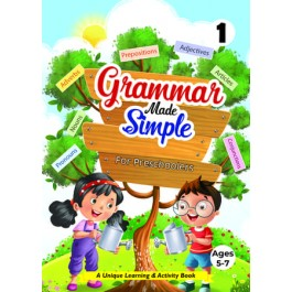 GRAMMAR MADE SIMPLE FOR PRESCHOOLERS BOOK 1