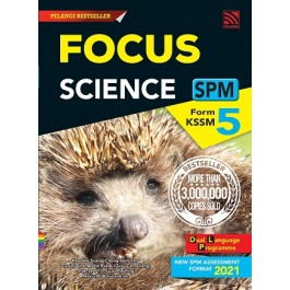 TINGKATAN 5 FOCUS KSSM SCIENCE