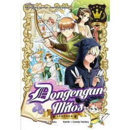 SIRI PUTERA 30: Dongengan Mitos Topik: Legenda