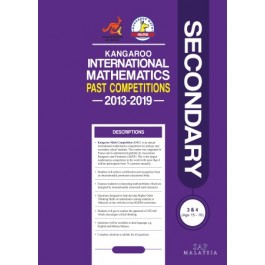 S3-4 Kangaroo International Mathematics Past Competitions (2013-2019)