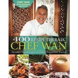 400 RESIPI TERBAIK CHEF WAN