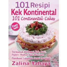 101 RESIPI KEK KONTINENTAL