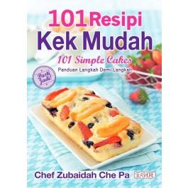 101 RESIPI KEK MUDAH