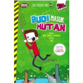 HIKAYAT BUDI - BUDI MASUK HITAM