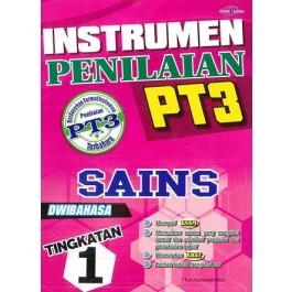 TINGKATAN 1 INSTRUMEN PENILAIAN PT3 SAINS (BIL)
