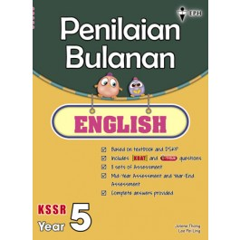 Primary 5 Penilaian Bulanan English