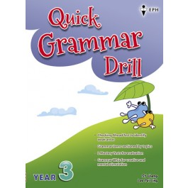 Primary 3 Quick Grammar Drill English