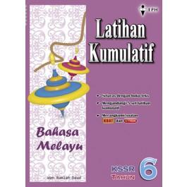 Primary 6 Latihan Kumulatif Bahasa Melayu