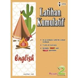 Primary 2 Latihan Kumulatif English