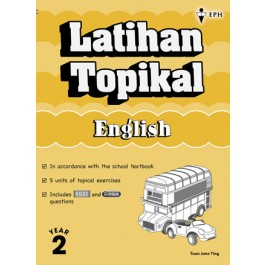 Tahun 2 Latihan Topikal English