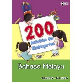 200 Activities for Kindergarten Bahasa Melayu