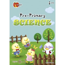 Apple Pre-Primary Science (English)