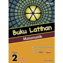 Tahun 2 Buku Latihan Matematik
